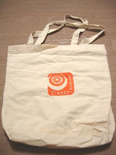 フレイヴァ・フレイヴァーさんのエコバッグ