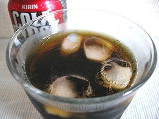 コーラショック・グラス