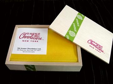5th Avenue Chocolatiere 生チョコレート・メロン1