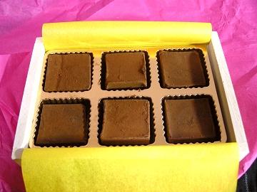 5th Avenue Chocolatiere 生チョコレート・メロン2