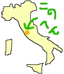 ローマへ通じる道